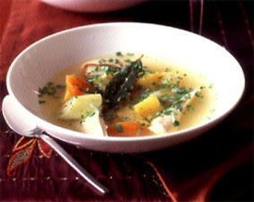 Asian pot-au-feu (quick chicken stew)